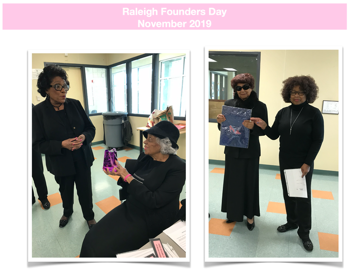 Raleigh Founders Day 2019